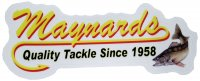 Maynards Decal